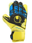 Uhlsport Keeper Gloves Yellow speed up now soft pro