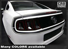 Ford Mustang 2013-2014 Retro Style Rear Fascia Stripes Decals (Choose Color)