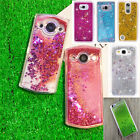 Bling Shockproof Liquid Glitter Transparent Quicksand Soft Case Cover For Mobile