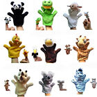 1 Pc Finger Puppets Cloth Plush Doll Baby Educational Hand Cartoon Animal Toy