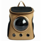 New Pet Canvas Backpack Comfort Front Capsule Carrier Travel Bag Dog Puppy Cat