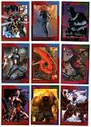 2015 Fleer Marvel Retro Artist Auto Autograph You Pick Finish Your Set