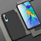 360° Full Hybrid Case Cover + Tempered Glass For Huawei Mate 10 P10 P20 Lite Pro