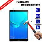 Real Tempered Glass HD Screen Protector Film For Huawei M5 C5 T5 M5 Lite M3 Lite