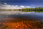 Hollingworth Lake...Red Edition Print - Various Sizes Paper / Canvas