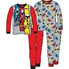 Power Rangers Big Boys 4 pc Pajamas Set - Unleash the Power