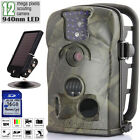 16GB Little Acorn LTL-5210A Hunting Trail Game Camera Scouting Cam + Solar Panel