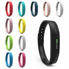 Replacement Wrist Band Silicon Strap Bracelet+Buckle For Fitbit flex 2 Size S/L