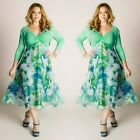 Women Clothing L-3xl Boho Maxi Long Evening Party Beach Dress Russia Autumn Dres