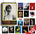 Horror Movie POSTER OPTIONS A3 A4 WALL ART Photo Print Film Cinema Home Decor <br/> BUY2 GET1 FREE * RETRO VINTAGE CHRISTMAS GIFT PRESENT
