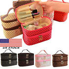 Travel - Multifunction Travel Cosmetic Bag Makeup Case Organizer Pouch Toiletry Wash Bags