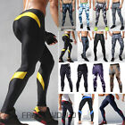 cdp layer - Men Gym Fitness Leggings Compression Base Layer Sports Workout Skin Tight Pants