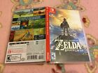 Nintendo Switch Replacement Game Cases / CASE ONLY / NO GAME / Free Shipping!!
