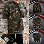 Fashion Men Winter Hoodie Warm Hooded Sweatshirt Sweater Coat Jacket Outwear NEW