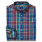 GANT Shirt Long Sleeve Easy Care Broadcloth Gingham - Multicoloured