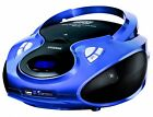 HYUNDAI CD PLAYER Tragbares Stereo Radio mit CD/MP 3 Player USB SD-Card AUX IN