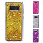 Transparent Liquid Glitter Quicksand Soft Rubber Gel Case Cover For Oppo F1s F3+