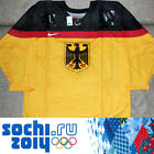 Official Hockey Jersey Germany Olympic Team Sochi Russia 2014