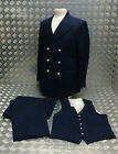 Genuine Military Issue Naval Sailors Standard Dress Trousers Navy Parade  - NEW