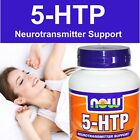 Now Foods 5-HTP 50mg, 100mg, 200mg - all sizes - select option