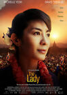 THE LADY (MICHELLE YEOH AND DAVID THEWLIS) 01 GLOSSY FILM POSTER PRINTS OR MUGS