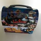 THE LONE RANGER LUNCH BOX  BRAND NEW!  MINT CONDITION! RARE!