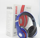 Foldable Wireless Bluetooth Stereo Headset Handsfree Headphones +Mic FM