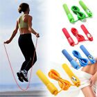Skipping Rope Jumping Workout Fitness Adjustable Calorie Counter Jump Count Tim