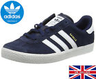 Men's adidas Gazelle Trainers Suede Mens Sports Footwear Shoes BRAND NEW