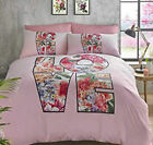 BOHO LOVE  Duvet Cover Bed Set by Hashtag Bedding, Set includes Pillowcase(s)