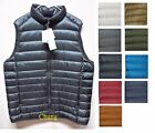 (S-XXL) UNIQLO Men 2017 Ultra Light Down Vest w/ Pouch Choose Colors New
