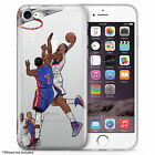 Basketball Lob City deandre jordan Silicone iPhone Cover case for all iPhones