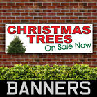 Christmas Trees On Sale Now PVC Banner Printing Pub Shop Xmas Signs (BANPN00250)