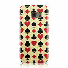 CASINO VEGAS POKER PATTERNED HARD CASE COVER FOR SAMSUNG GALAXY MOBILE PHONES