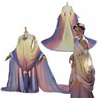Star Wars 2 Padme Naberrie Amidala Queen Cosplay Royal Costume Costume Dress $149.44 CAD