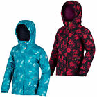 Regatta Rosebank Girls Jacket Waterproof Insulated Coat