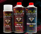 Color Kraft Diamond Gloss Clearcoat Kit w/ Reducer for Metal Flake and Kandies
