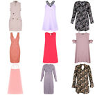 WHOLESALE Packs WOMEN Designer Brand CLOTHING Dress - NEW With Tags UK