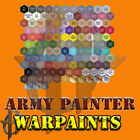 The Army Painter Warpaints 93 Different Acrylic Warpaint 18ML Eyedropper Bottle