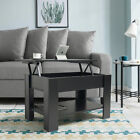 Lift Up Coffee Table with Storage