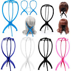 display supplies - Wig Display Stand Mannequin Dummy Head Hat Cap Hair Holder Foldable Stable Tool