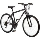 Mountain Bike Bicycle Off Road For Men Shimano 26 Inch Suspension Full 18 Speed