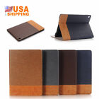 Smart Book Case Stand Leather Cover Card Slots Holder For Apple Ipad mini 4