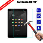 Genuine Premium Tempered Glass Guard Screen Protector For Nokia N1 7.9  inch