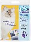 Soft Claws Nail Caps for Cats & Kittens, Assorted Sizes and Colors! CLS Style!