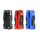 Portable 9 in 1 Foldable Knife Multifunctional Plier for Outdoor Survival