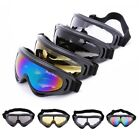 New WOLFBIKE Riding Glasses Ski Goggles Motorcycle Windproof Glasses