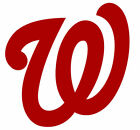 Washington Nationals MLB Team Logo Decal Stickers Baseball on Ebay