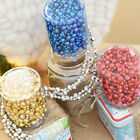 Christmas Bead Chain Garland Tree Decorations Wedding Party Tinsel Gift Craft
