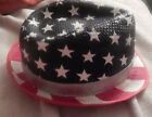 Red White & Blue Kid Hats, Patriotic, Multi Sizes, Free Shipping & Free Gift